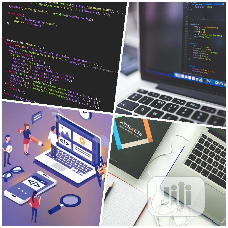 Design and Development of a Responsive Website