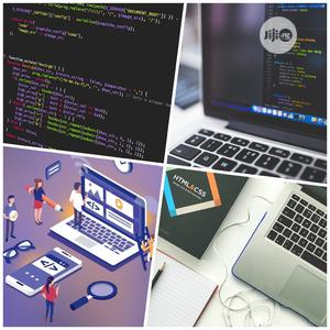Design and Development of a Responsive Website | Computer & IT Services for sale in Oyo State, Ibadan