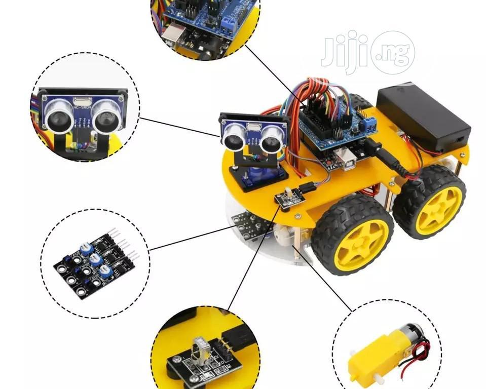 Archive: Smart Robotics Car for Arduino Kit (2WD)