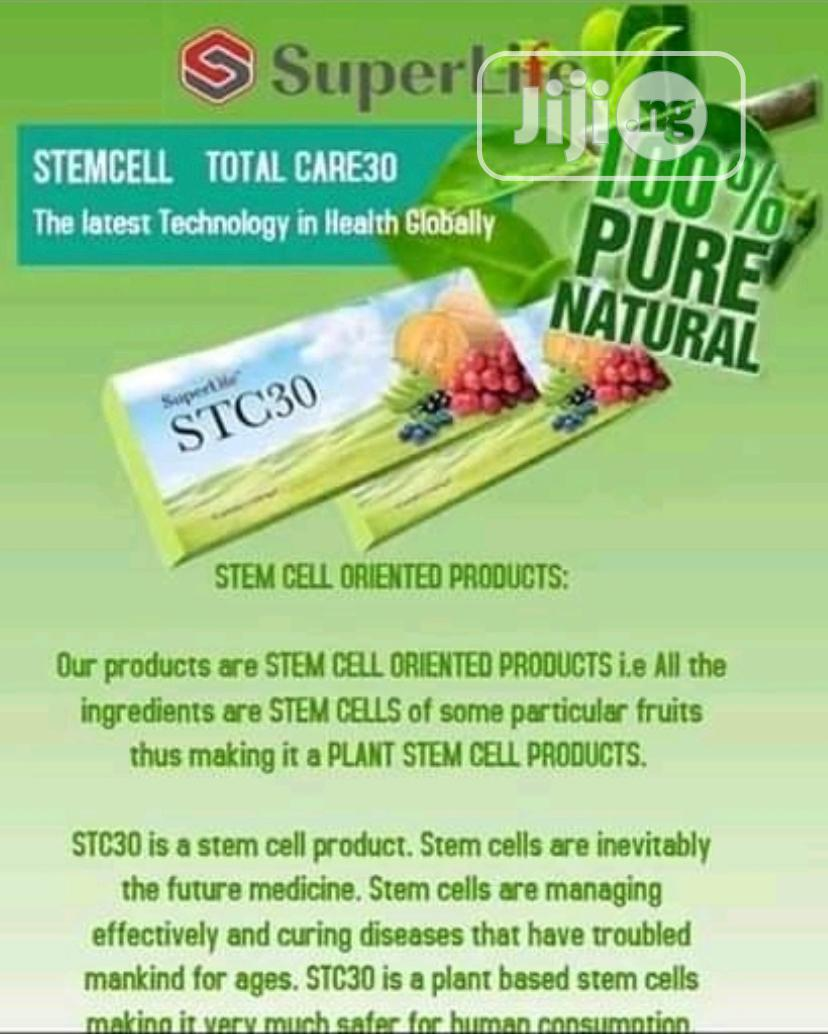 Superlife STC30 Stem Cell Therapy