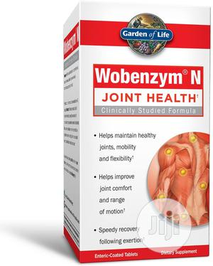 Garden Of Life Joint Support Supplement - Wobenzym N Systemi | Vitamins & Supplements for sale in Lagos State, Ipaja