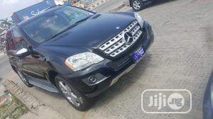 Mercedes-Benz M Class 2010 Black   Cars for sale in Lagos State, Amuwo-Odofin