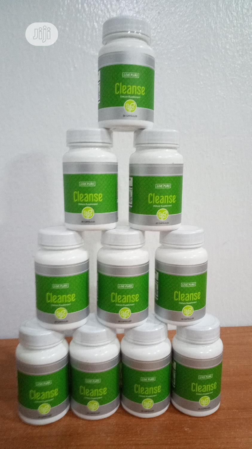 Cleanse - Natural Full Body Detox and Cleanser | Vitamins & Supplements for sale in Oshodi, Lagos State, Nigeria