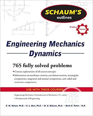 Schaum's Outline of Engineering Mechanics Dynamics   Books & Games for sale in Lagos State, Oshodi