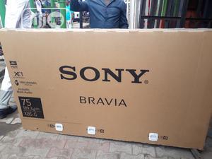 Sony 75 Inch Smart Tv 4K   TV & DVD Equipment for sale in Lagos State, Lagos Island (Eko)