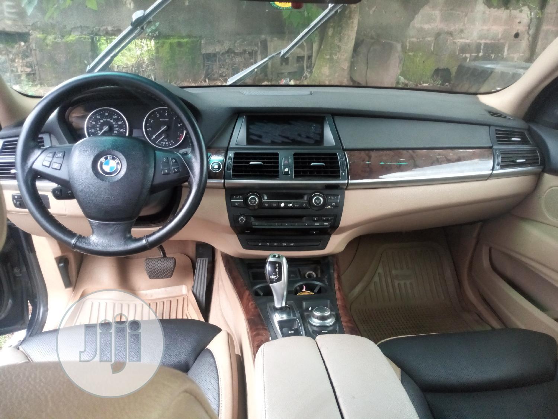 Archive: BMW X5 2008 Blue