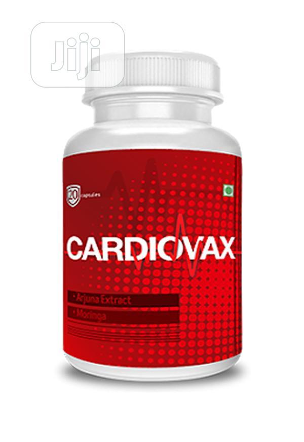 Cardiovax: Take Down Hypertension Immediately