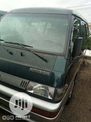 Mitsubishi Delica 2002 Green   Buses & Microbuses for sale in Lagos State, Apapa