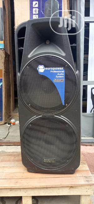 Euro Power PA System PMQ21500 | Audio & Music Equipment for sale in Lagos State, Ojo