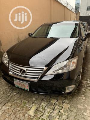 Lexus ES 2010 350 Black   Cars for sale in Lagos State, Yaba