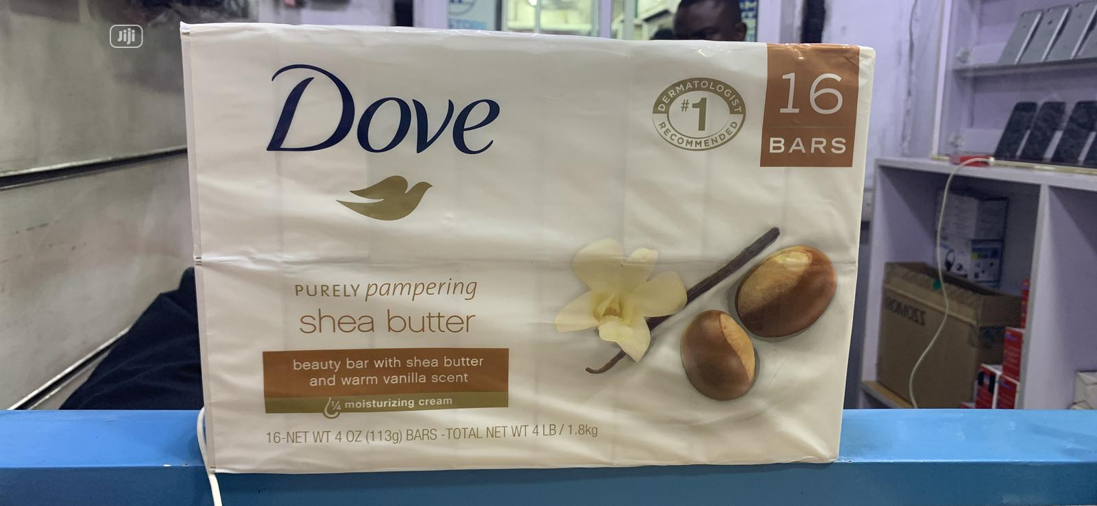 Dove Shea Butter | Bath & Body for sale in Ikeja, Lagos State, Nigeria