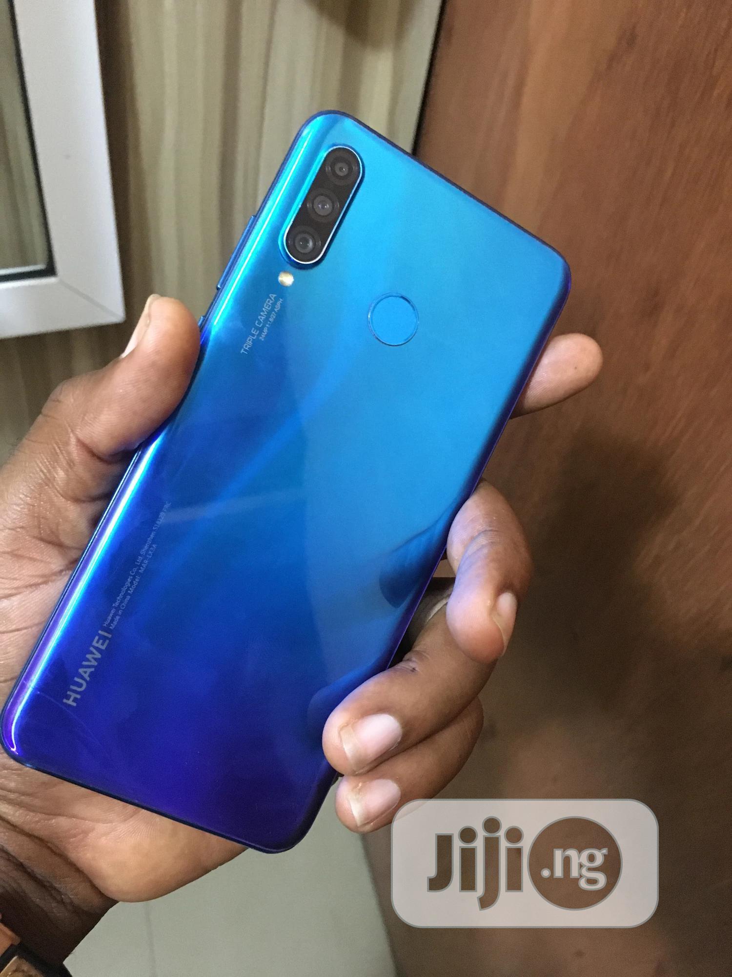 Archive: Huawei P30 Lite 128 GB Blue