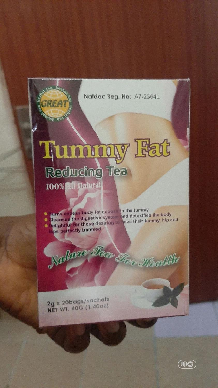 Tummy Fat Reducing Tea