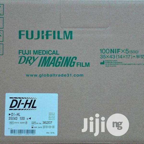 Fuji X-Ray Films 14x17 ( All Sizes Available)