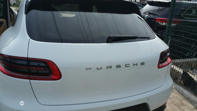 Porsche Cayman 2016 White