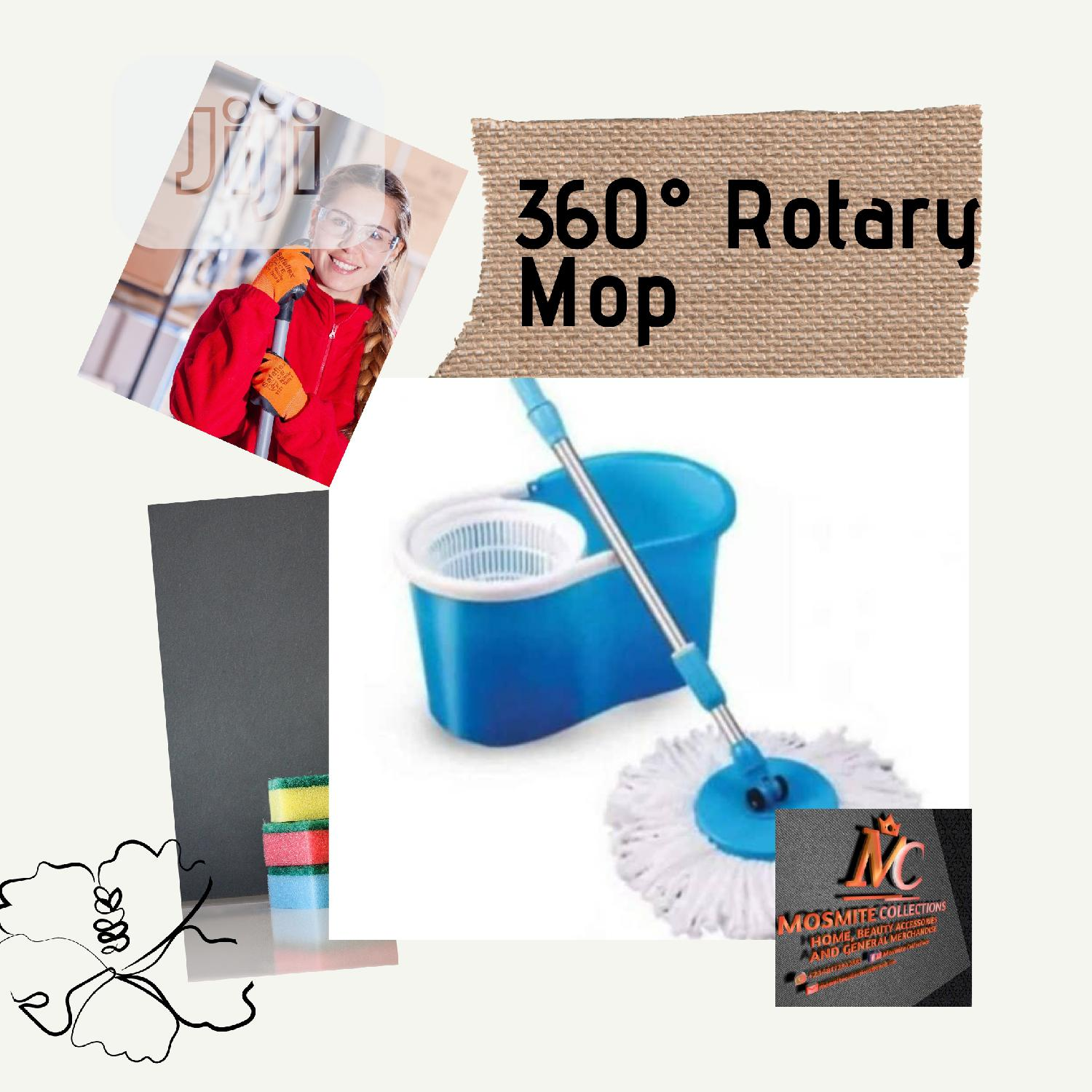 Archive: 360 Degree Rotating Mop