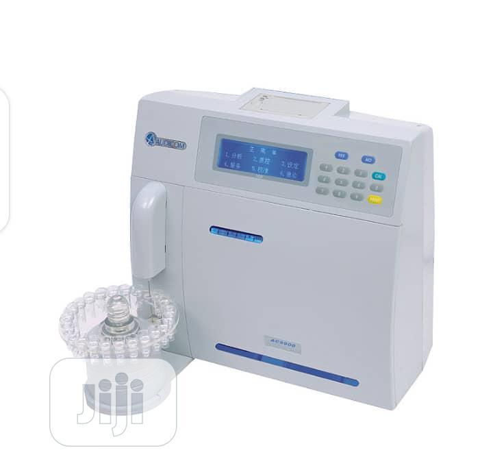 Audicom 9900 Electrolyte Analyzer Machine | Medical Equipment for sale in Amuwo-Odofin, Lagos State, Nigeria