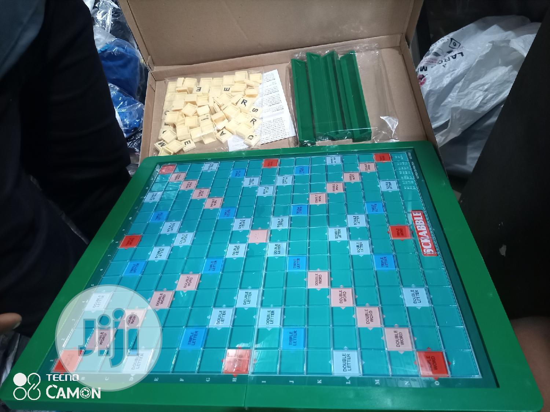 Original Scrabble Board Game Available