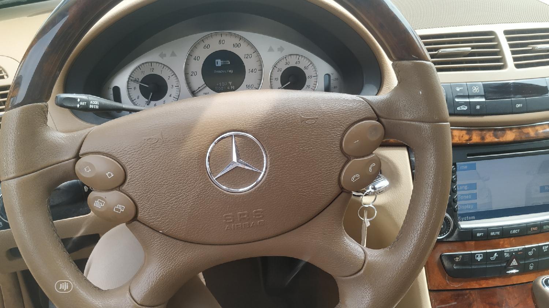 Mercedes-Benz E350 2008 Black   Cars for sale in Gwagwalada, Abuja (FCT) State, Nigeria