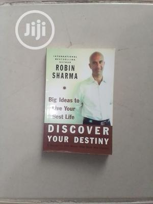 Discover Your Destiny By Robin Sharma   Books & Games for sale in Abuja (FCT) State, Central Business Dis
