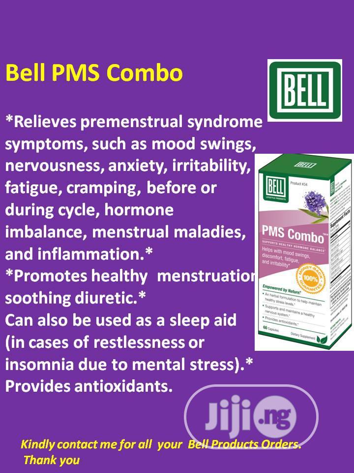Bell PMS Combo Relieve Menstrual Issues & Balance Hormones