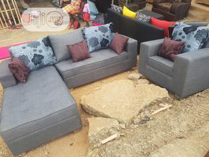 Modern Design L Shape With Single   Furniture for sale in Lagos State, Amuwo-Odofin