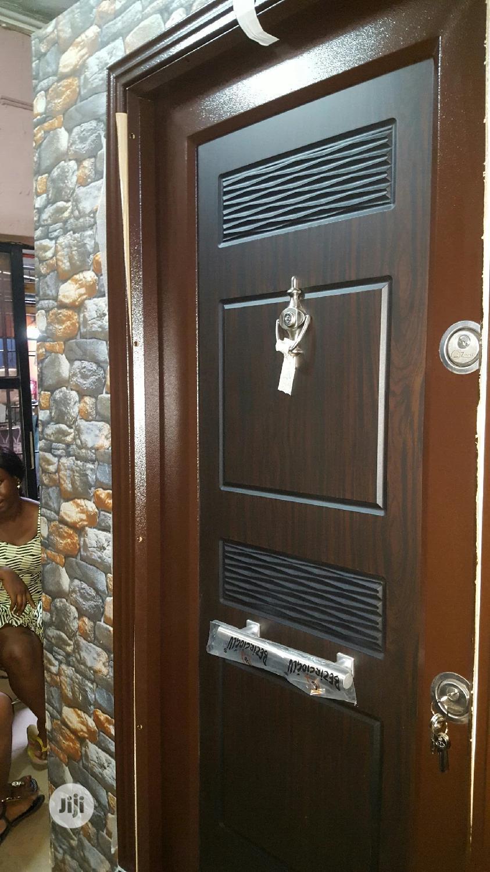 3ft Turkey Classic Security Door | Doors for sale in Orile, Lagos State, Nigeria