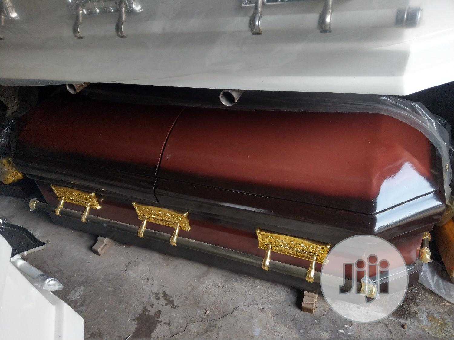 Nice Classic Casket For Undertakers   Other Services for sale in Surulere, Lagos State, Nigeria
