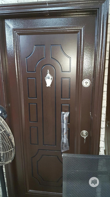 3ft Turkey Classic Security Door