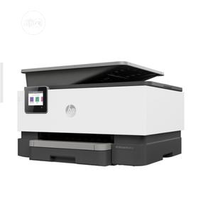 All in One Printer Officejet Pro 9013 - HP D111   Printers & Scanners for sale in Lagos State, Alimosho