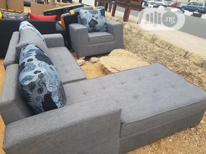 Modern Design L Shape With Single   Furniture for sale in Lagos State, Surulere