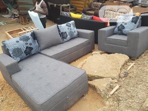 Modern Design L Shape With Single   Furniture for sale in Lagos State, Egbe Idimu