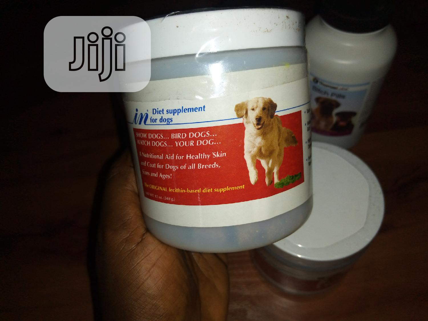 Archive: Smooth Skin And Coat Care Supplements For Dogs