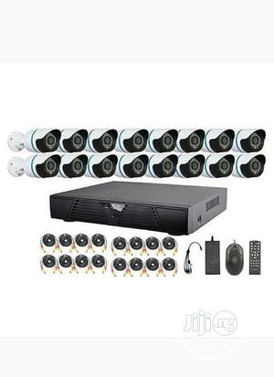 HD CCTV Kit (AHD) With Remote View 16 Channels   Security & Surveillance for sale in Lagos State, Ojo