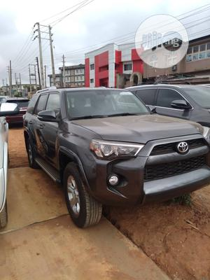 Toyota 4-Runner Limited 4X2 2018 Gray | Cars for sale in Lagos State, Alimosho