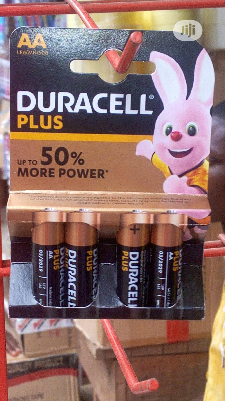 Duracell Plus Alkaline Battery