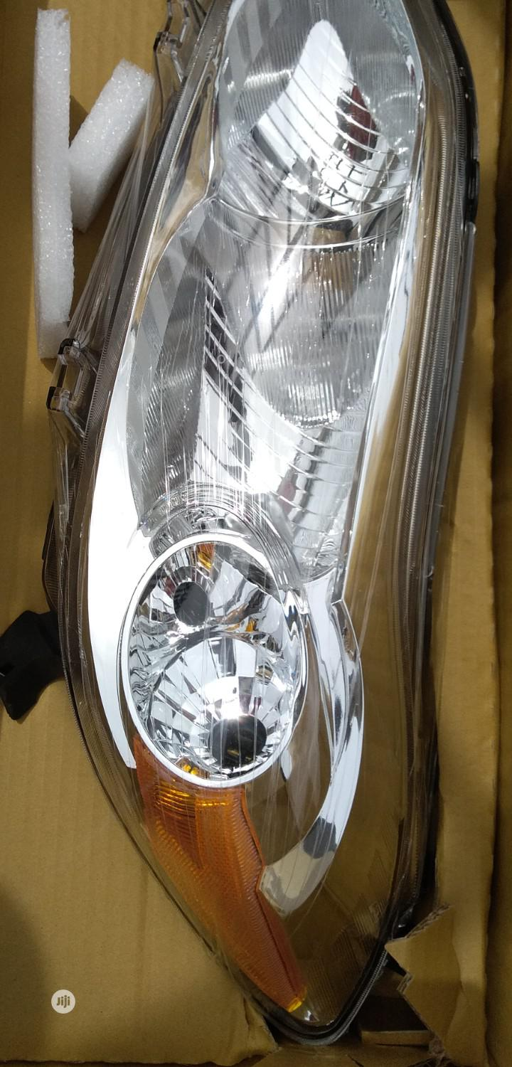 Head Lamp Toyota Matrix | Vehicle Parts & Accessories for sale in Mushin, Lagos State, Nigeria