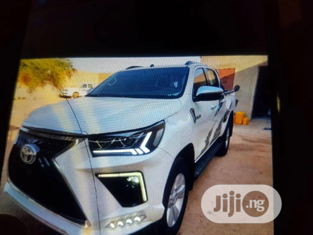 Toyota Hilux Upgrading To The Latest Model