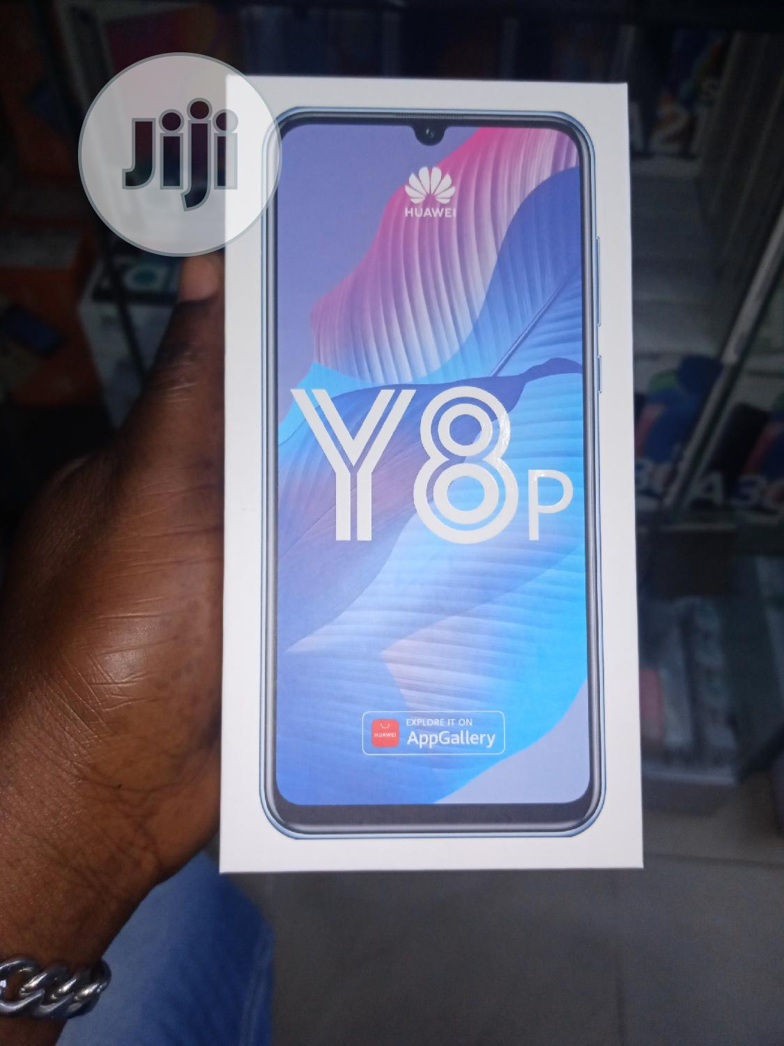 New Huawei Y8p 128 GB Other