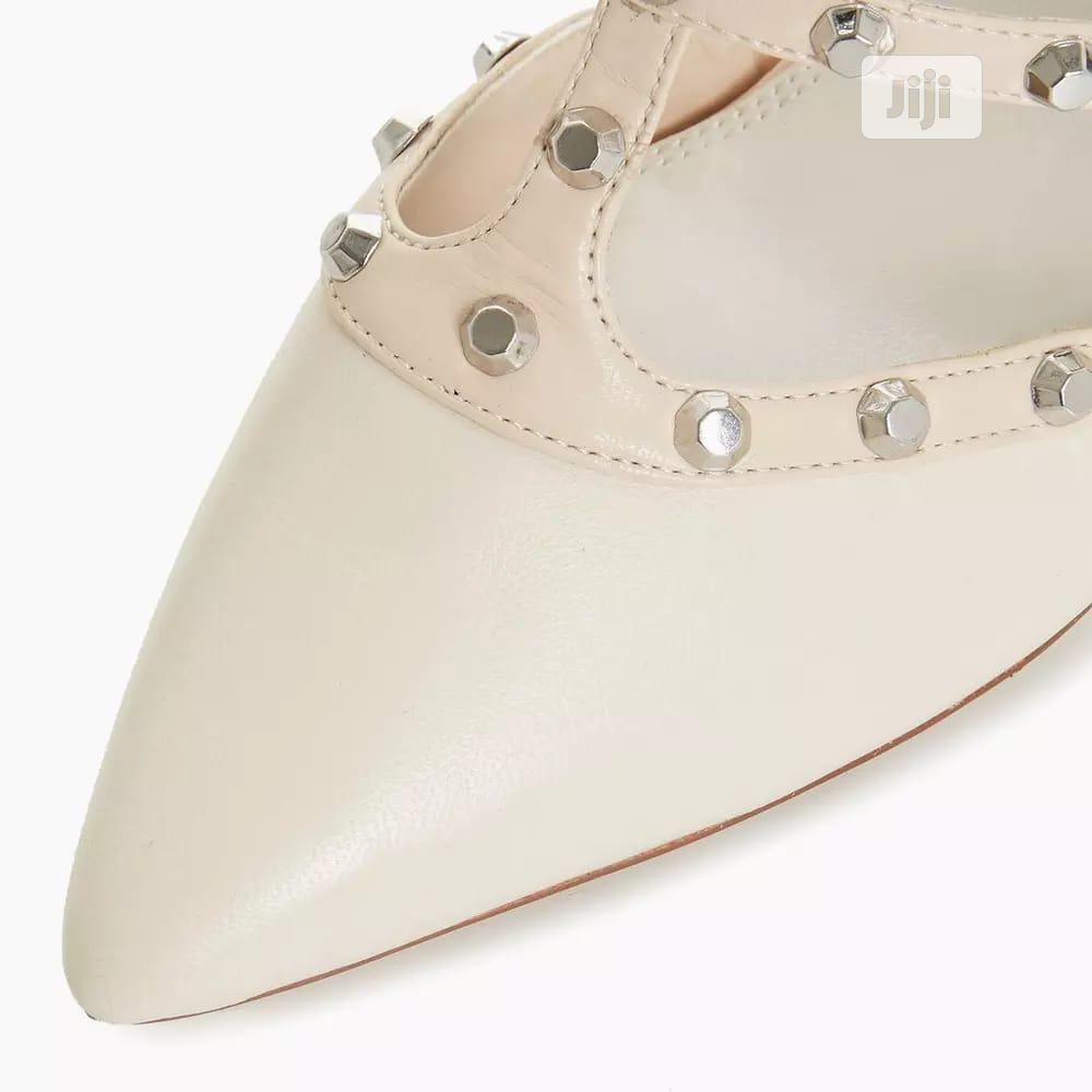 Archive: Studded High Heel Court Shoes