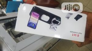 6 In 1 Wireless Charger For Iwatch, iPhone And All Airpods   Accessories for Mobile Phones & Tablets for sale in Lagos State, Ikeja
