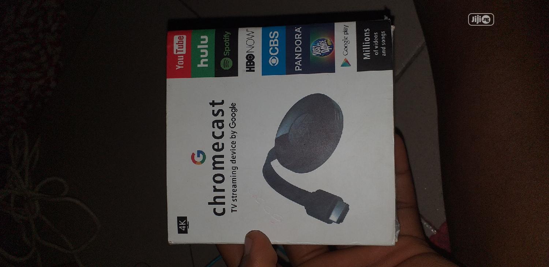 Archive: Chromecast Tv Streeming Device By Google