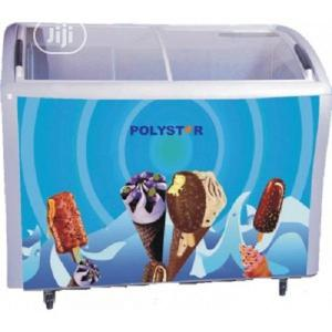Polystar Showcase Freezer With Glass Lid (PV-CSC428L)   Store Equipment for sale in Lagos State, Ojo