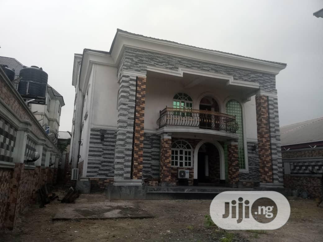 Archive: Beautiful Brand New 7 Bedroom Duplex for Sale in Woji