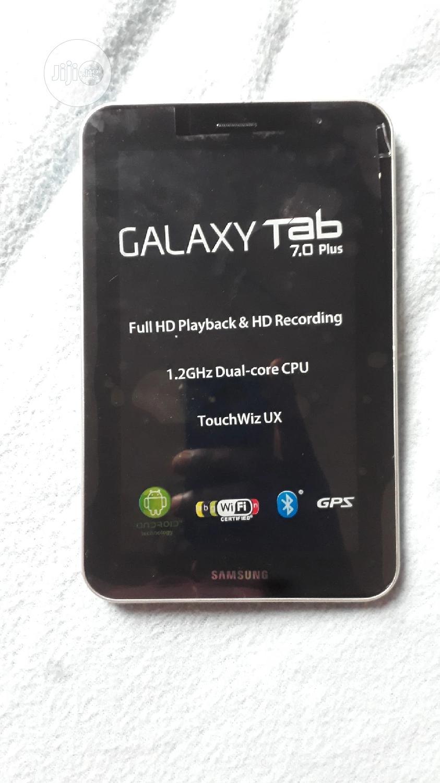 Samsung P6200 Galaxy Tab 7.0 Plus 16 GB White