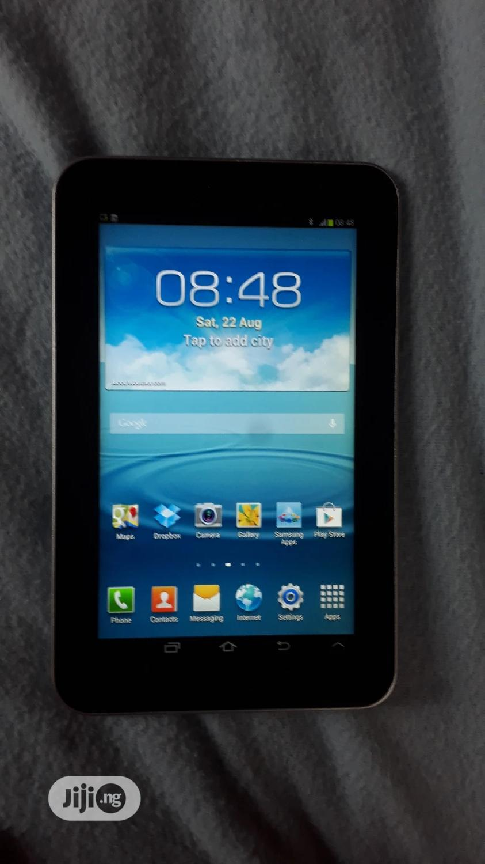 Samsung P6200 Galaxy Tab 7.0 Plus 16 GB White | Tablets for sale in Apapa, Lagos State, Nigeria