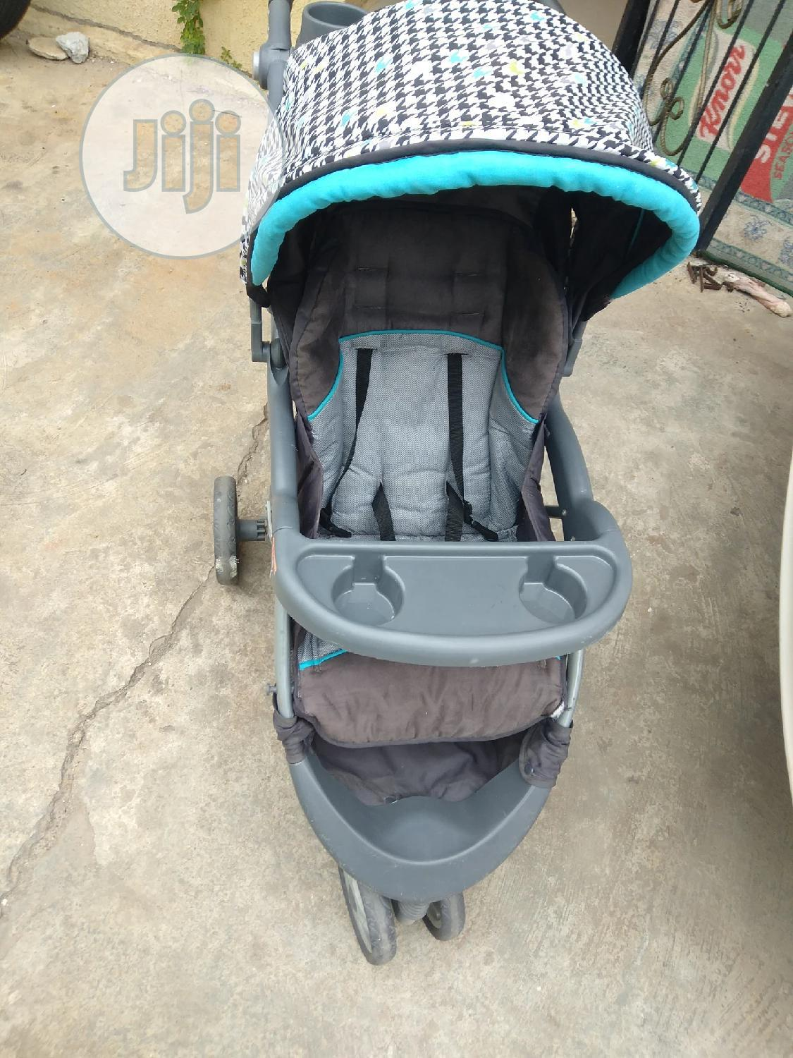 Archive: Baby Trend Baby Stroller