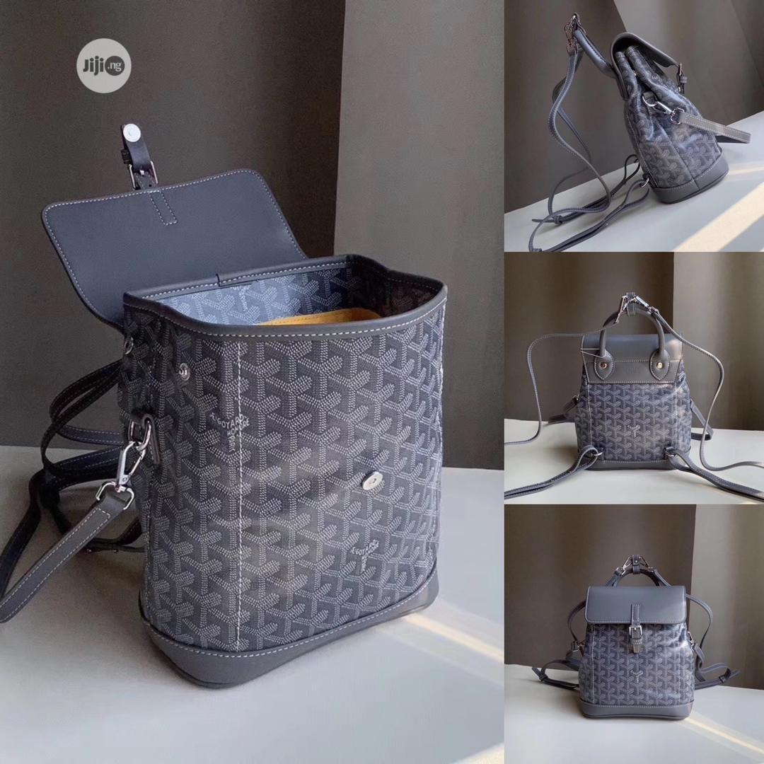 Goyard Handcarry Bag Available as Seen Order Yours Now | Bags for sale in Lagos Island (Eko), Lagos State, Nigeria