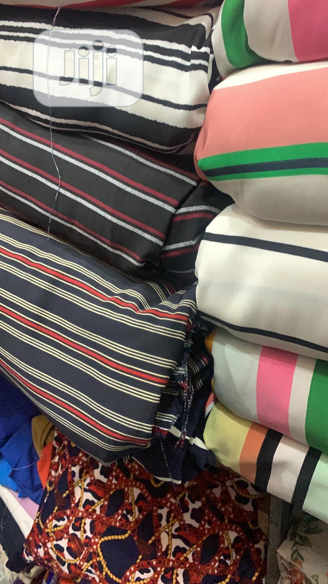 Fabrics (Material)