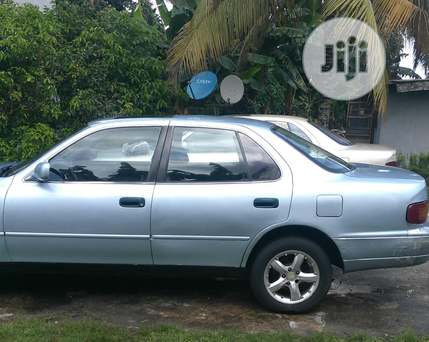 Toyota Camry 1996 Le Coupe Blue In Port Harcourt Cars Lukman Alimi Jiji Ng For Sale In Port Harcourt Buy Cars From Lukman Alimi On Jiji Ng
